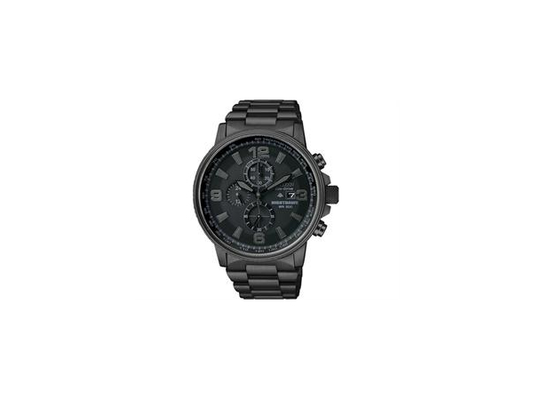 Nighthawk Eco-Drive Watch by Citizen